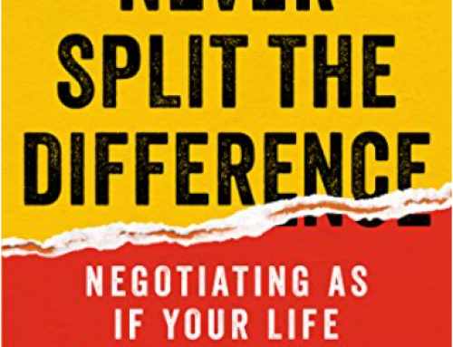 Bottom Line Book Summary – Never Split the Difference by Chris Voss and Tahl Raz